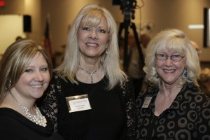 7.	Sonja Swanson, Renee Doyle, and Barb Anderson