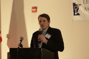 21.	featured banquet speaker Devin Foley, from BetterEd