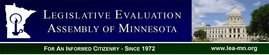 Legislative Evaluation Assembly of Minnesota